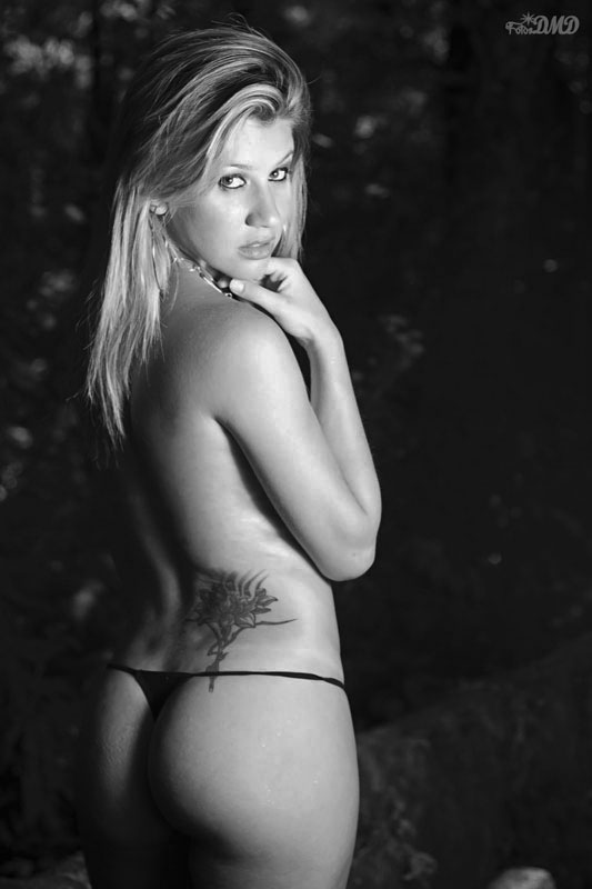 sesion de desnudo
