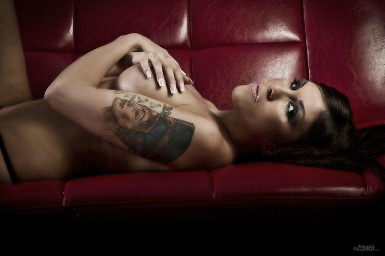 sesión de boudoir-desnudo