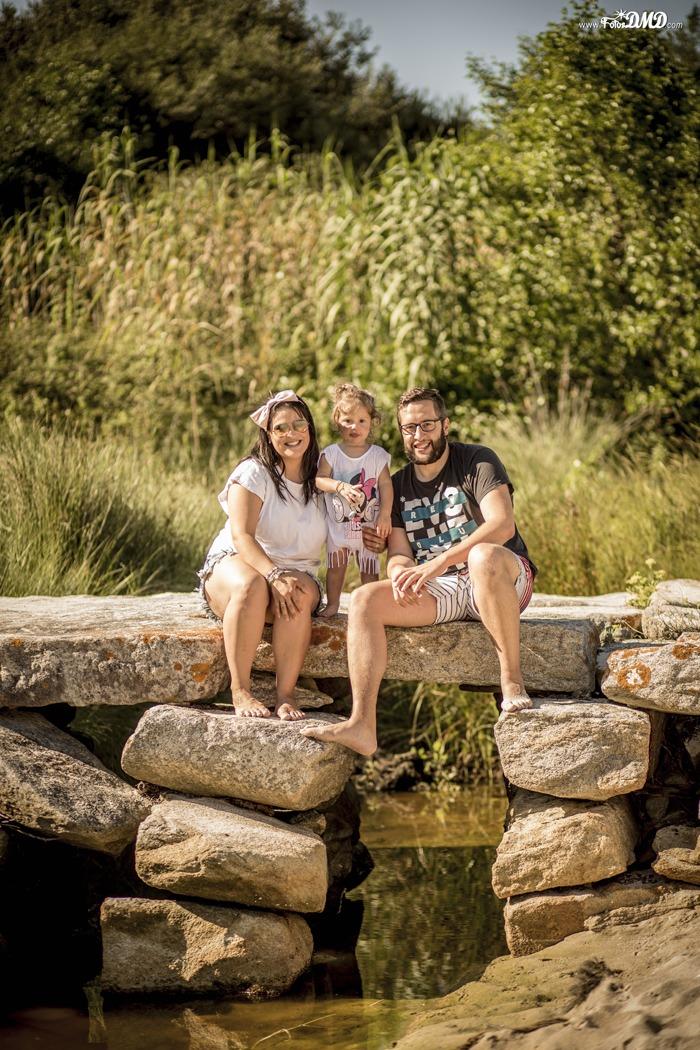Sesion de fotos para familias