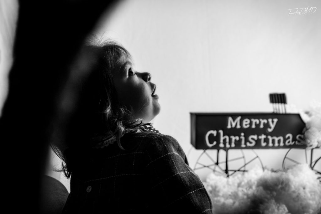 sesión de navidad en pontevedra
